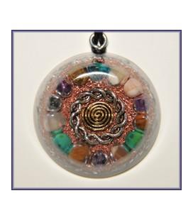 Clairvoyance Orgone Power Pendant (Amulet)