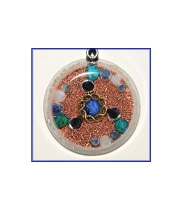 Intuition Orgone Pendant (Necklace)