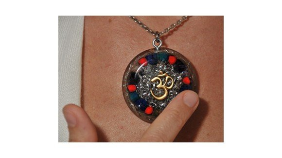 How to activate your orgone (life force energy) pendants or any Spiritual Tools